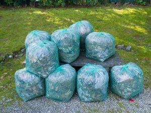 garden rubbish bags