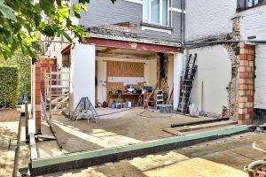 builders site